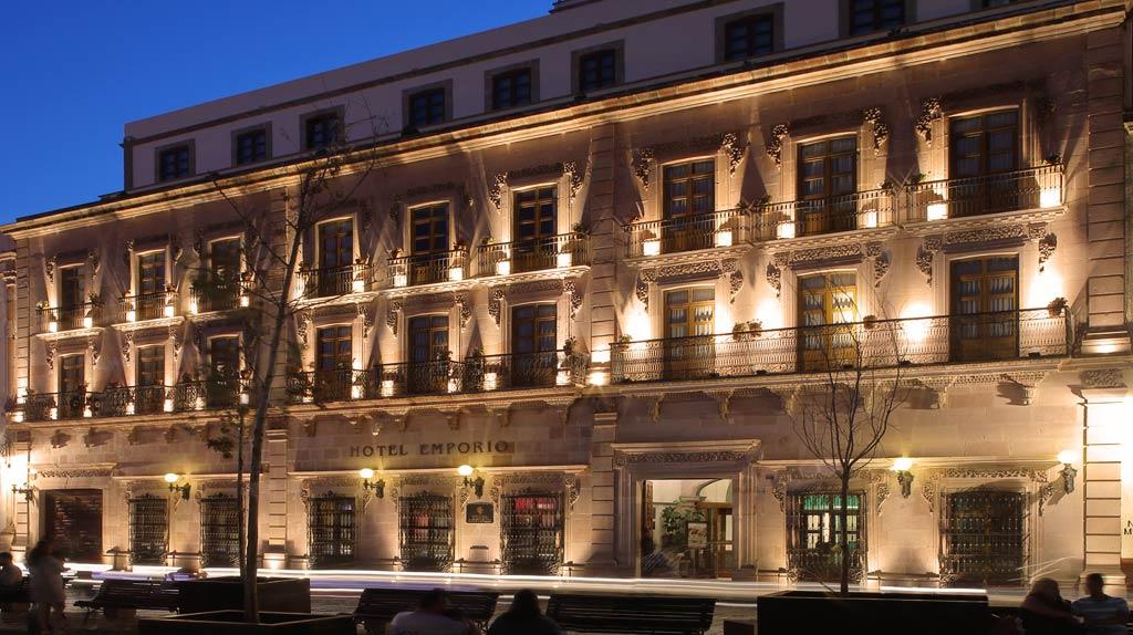 Hotel_Emporio_Zacatecas_fachada
